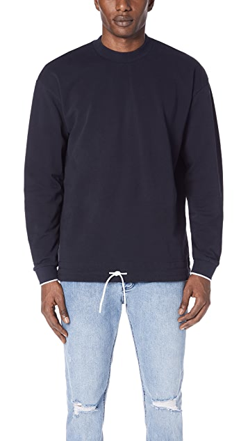 Zanerobe Box Long Sleeve Sweatshirt