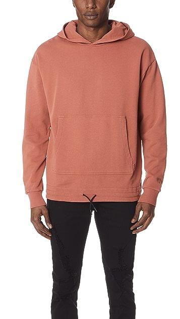 Zanerobe Box Hood Sweatshirt