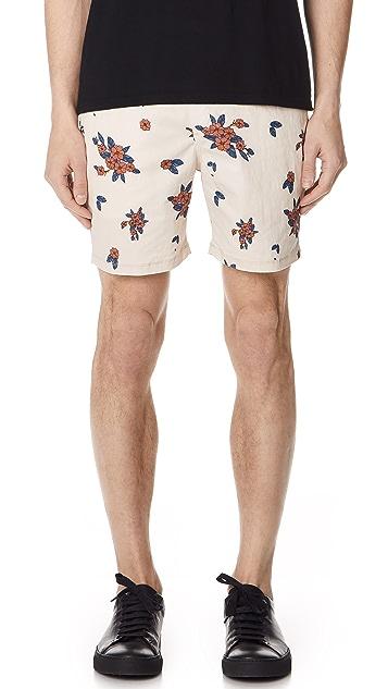 Zanerobe Gallardia Laguna Shorts