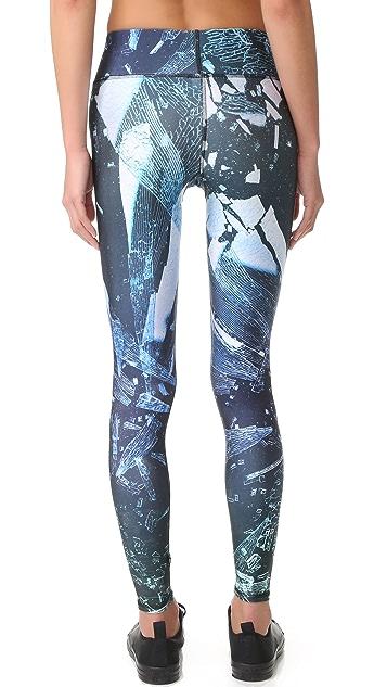 Terez Breaking Glass Tall Band Pants