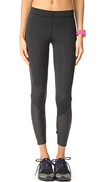 Terez Faux Leather Leggings