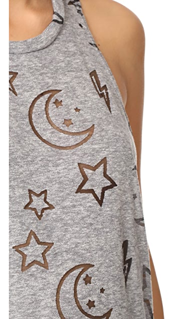 Terez Stars and Moon Tank