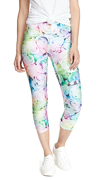 Terez Performance Capri Leggings