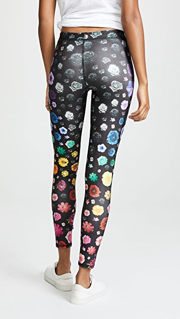 Terez Micro Bloom Leggings