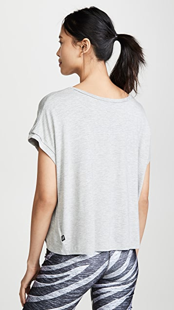 Terez 直筒 T 恤