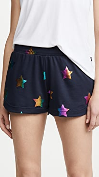 Star Foil Shorts