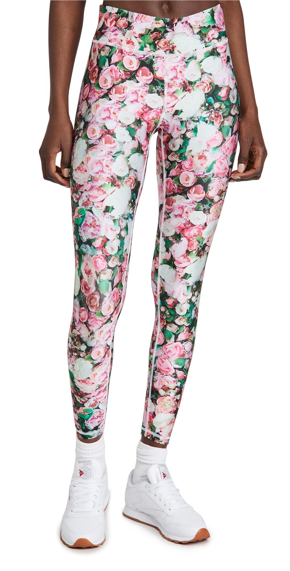 Terez Floral Tall Band Leggings