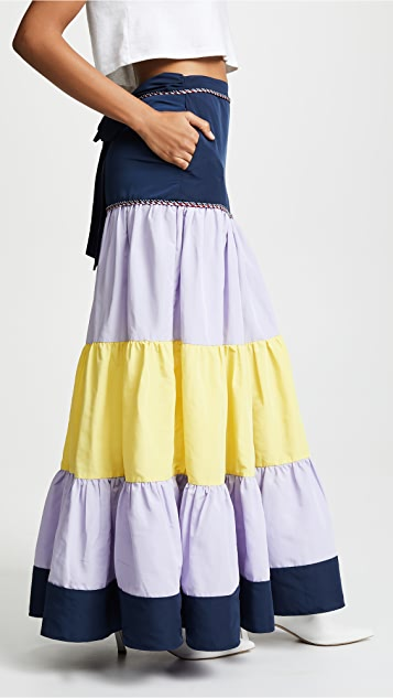 Zayan The Label Rosie Skirt