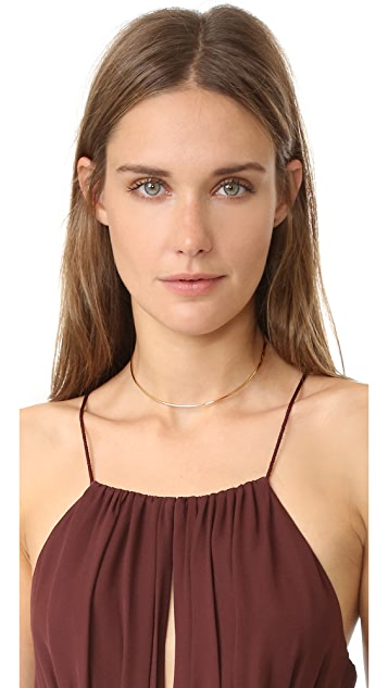 Zoe Chicco 14k Gold Wire Choker