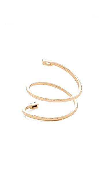 Zoe Chicco Baguettes Statement Ring