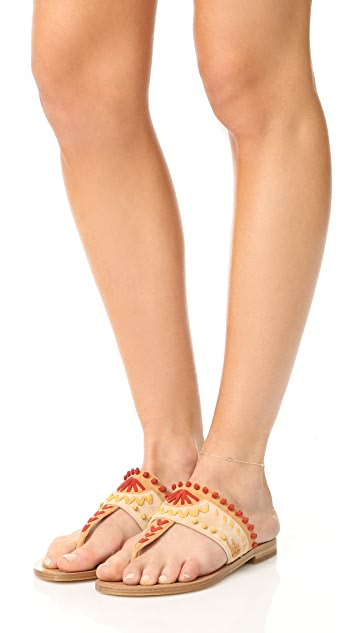 Zoe Chicco 14k Gold Itty Bitty Anklet
