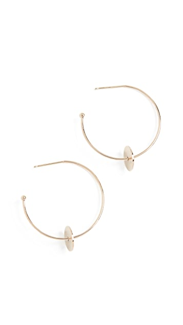 Zoe Chicco 14k Gold Earrings