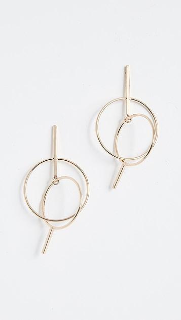 Zoe Chicco 14k Gold Earrings