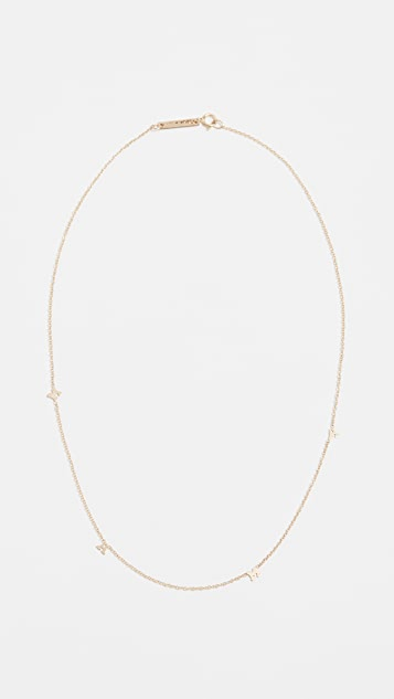 Zoe Chicco 14k Tiny Mama Necklace
