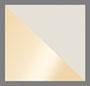 желтое золото/прозрачный