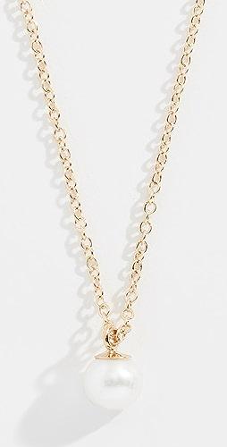 Zoe Chicco - 14k Pearl Choker Necklace