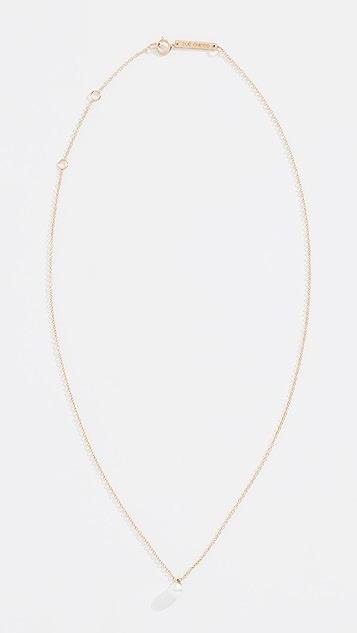 Zoe Chicco 14k Pearl Choker Necklace