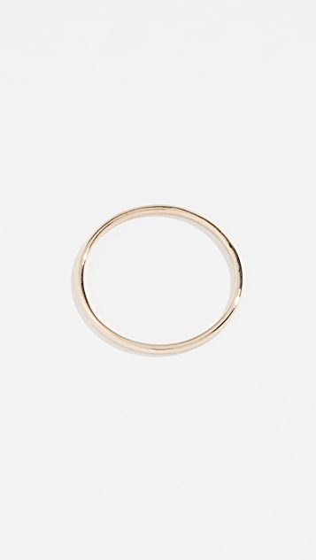 Zoe Chicco 14k Simple Band Ring