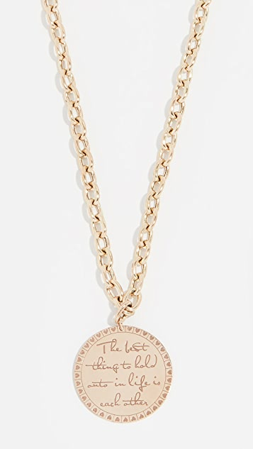 Zoe Chicco 14k Gold The Best Thing Necklace