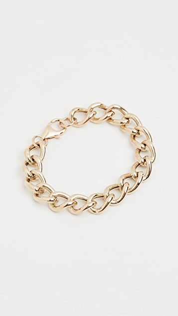 Zoe Chicco 14k Gold Curb Chain