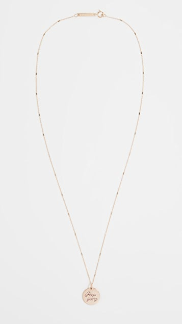 Zoe Chicco Amore Necklace