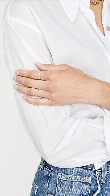 Zoe Chicco Baguette Diamonds Ring