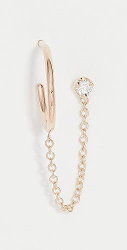 Zoe Chicco - Prong Diamond Earring