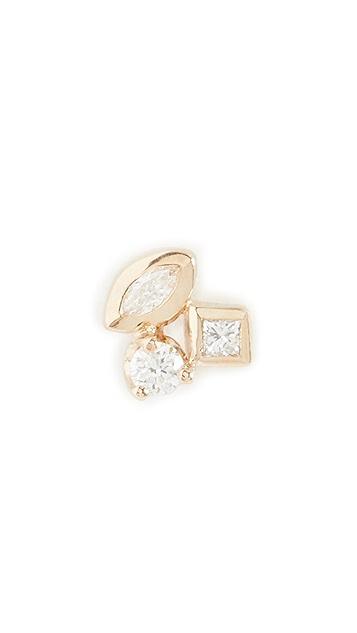 Zoe Chicco Paris Earring