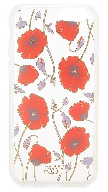 Zero Gravity Poppy iPhone 6 / 6s Case