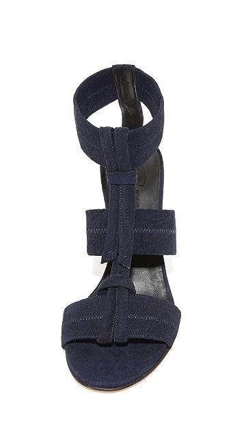 Zero + Maria Cornejo Lupita Sandals