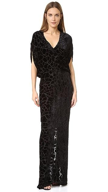 Zero + Maria Cornejo Reni Maxi Dress