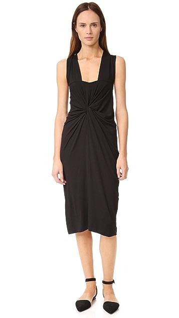 Zero + Maria Cornejo Short Adi Dress