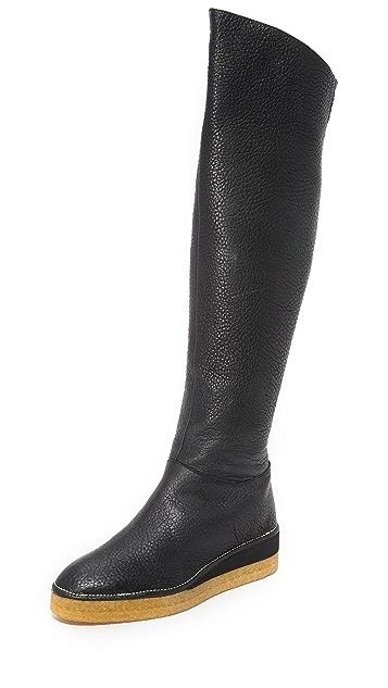 Zero + Maria Cornejo Bryne Boots