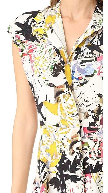 Zero + Maria Cornejo Adi Shirtdress