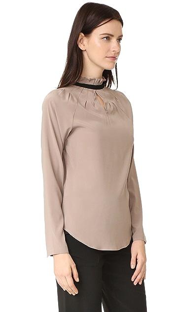 Zero + Maria Cornejo Quinn Shirt