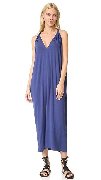 Zero + Maria Cornejo Long  Hara Dress