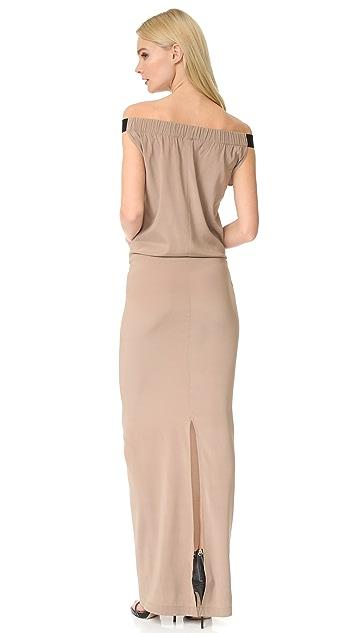 Zero + Maria Cornejo Long Revi Dress