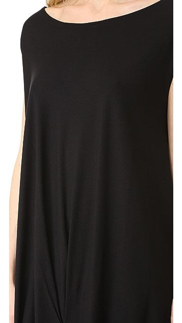 Zero + Maria Cornejo Off the Shoulder Bubble Dress