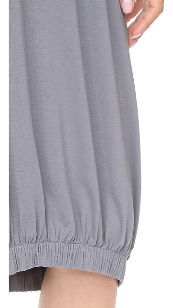Zero + Maria Cornejo Strapless Bubalou Dress