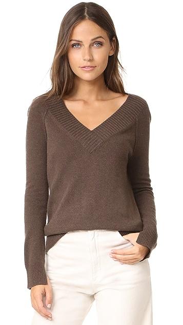 Zero + Maria Cornejo Sophie Cashmere Sweater