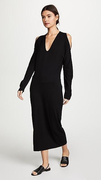 Zero + Maria Cornejo Slim Zuri Dress