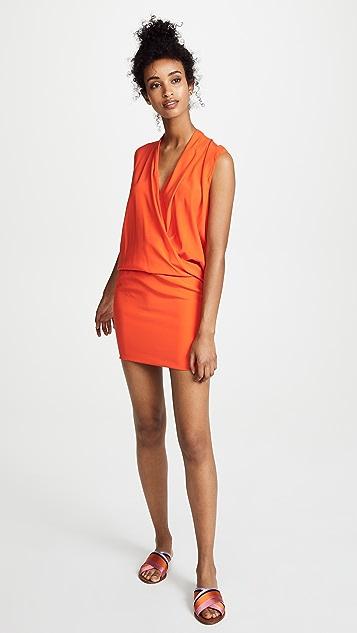 Zero + Maria Cornejo Jazmin Midi Dress