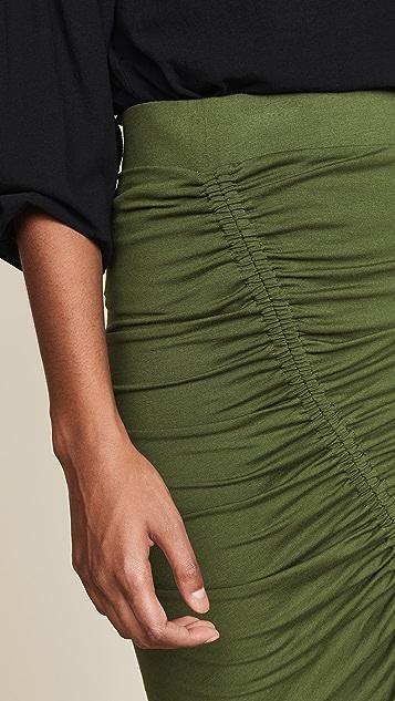 Zero + Maria Cornejo Kiara Skirt