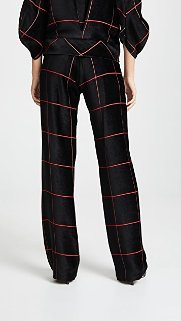 Zero + Maria Cornejo Edo Pants