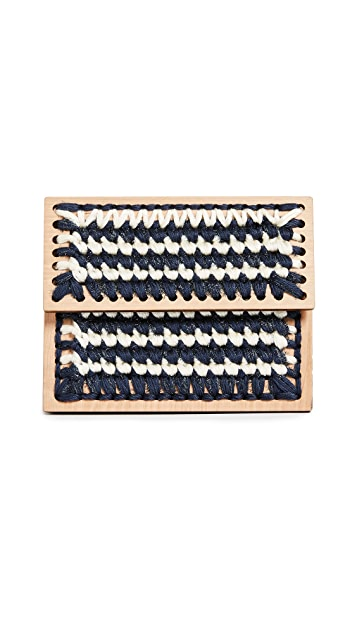 0711 Lucienne Copacabana Clutch