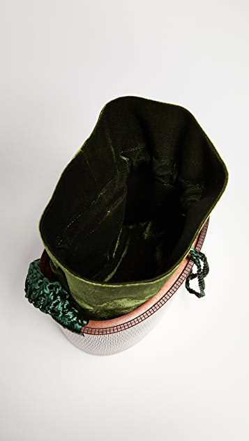 0711 Pea Bali Bucket Bag