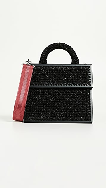 0711 Large Copacabana Purse