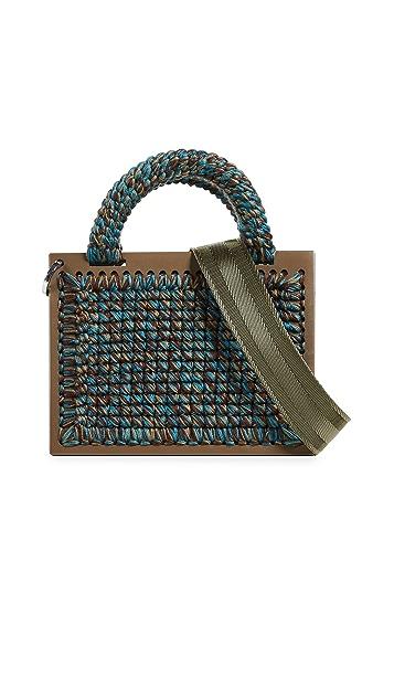 0711 Small St. Barts Cross Body Bag