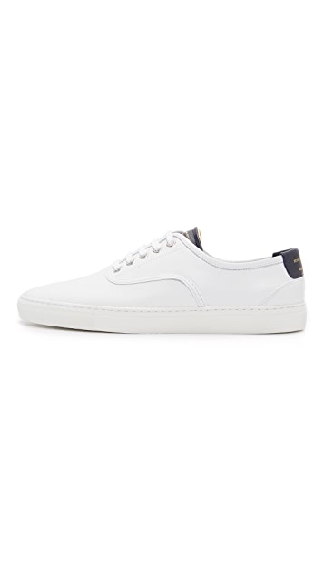 Zespa ZSP 8 Leather Sneakers