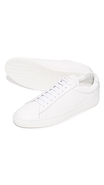 Zespa ZSP 4 HGH Leather Sneakers